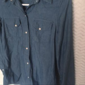 Lucky Brand Tops - Lucky Brand Western Style Button Down